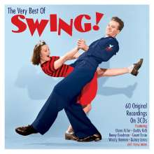 Very Best Of Swing, 3 CDs