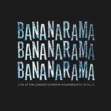 Bananarama: Live At The London Eventim Hammersmith Apollo, 2 CDs und 1 DVD