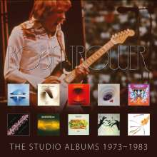 Robin Trower: The Studio Albums 1973 - 1983, 10 CDs