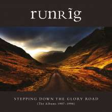Runrig: Stepping Down The Glory Road (The Albums 1987 - 1996), 6 CDs