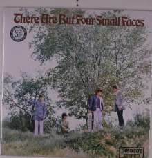 Small Faces: There Are But Four Small Faces (remastered) (200g), LP
