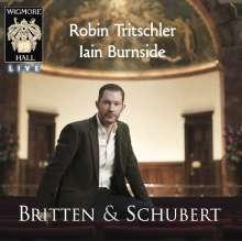 Robin Tritschler & Iain Burnside - Britten & Schubert, CD