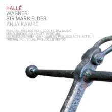 Halle Orchestra - Wagner, CD