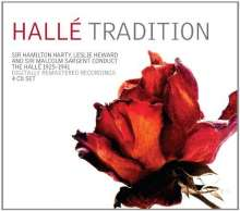 Halle Orchestra - Halle Tradition, 4 CDs