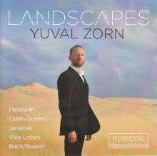 Yuval Zorn - Landscapes, CD