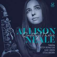 Allison Neale: Quietly There, CD