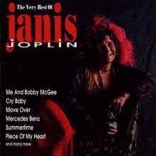 Janis Joplin: The Very Best Of Janis Joplin, CD