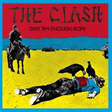 The Clash: Give 'em Enough Rope, CD