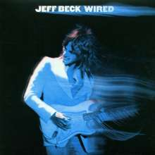 Jeff Beck: Wired, CD