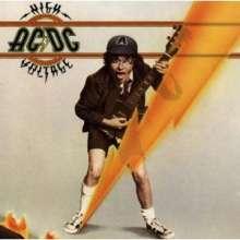 AC/DC: High Voltage, CD