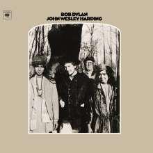 Bob Dylan: John Wesley Harding, CD