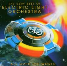 Electric Light Orchestra: All Over The World, CD
