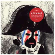 Apparat: Krieg und Frieden (Music For Theatre), LP