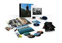 Pink Floyd: Wish You Were Here (Immersion Box), 2 CDs, 1 DVD, 1 DVD-Audio und 1 Blu-ray Disc