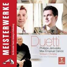 Philippe Jaroussky & Max Emanuel Cencic - Duetti, CD