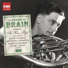 Dennis Brain - The Horn Player (Icon Series), 4 CDs