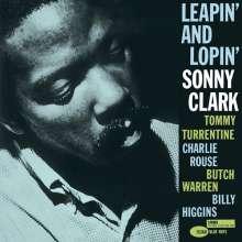 Sonny Clark (1931-1963): Leapin' And Lopin' (Rudy Van Gelder Remasters), CD