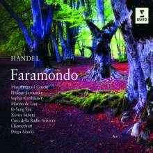 Georg Friedrich Händel (1685-1759): Faramondo, 3 CDs