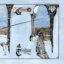 Genesis: Trespass (remastered), CD