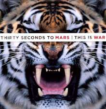Thirty Seconds To Mars: This Is War, 2 LPs und 1 CD