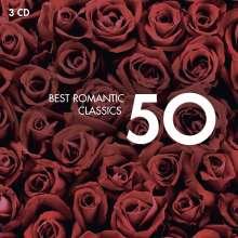 50 Best Romantic Classics, 3 CDs