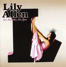 Lily Allen: It's Not Me It's You, CD