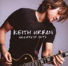 Keith Urban: Greatest Hits (18 Tracks), CD