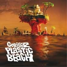 Gorillaz: Plastic Beach (Standard Edition), CD