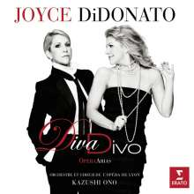 Joyce DiDonato - Diva Divo, CD