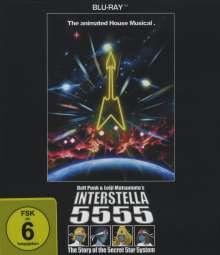 Daft Punk: Interstella 5555, Blu-ray Disc