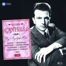 Guido Cantelli - Fiery Angel of the Podium (Icon Series), 9 CDs