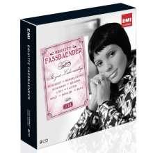 Brigitte Fassbaender - The Great Lieder Recordings (Icon Series), 8 CDs