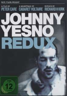 Cabaret Voltaire: Johnny Yesno (2 DVD + 2 CD), 4 DVDs