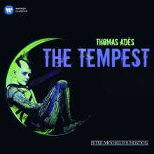 Thomas Ades (geb. 1971): The Tempest, 2 CDs