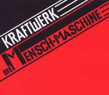Kraftwerk: Die Mensch-Maschine (2009 Remaster), CD