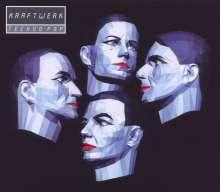 Kraftwerk: Techno Pop (2009 Remaster), CD