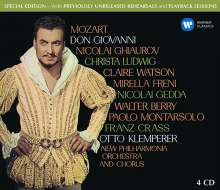 Wolfgang Amadeus Mozart (1756-1791): Don Giovanni (Special Edition), 4 CDs
