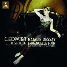 Natalie Dessay - Cleopatra (Händel-Arien), CD