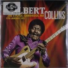 Albert Collins: Joe's Place, Cambridge, MA January 17th 1973 (180g), LP