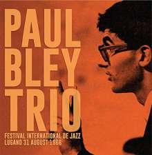 Paul Bley (1932-2016): Festival International De Jazz 1966, CD