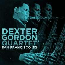 Dexter Gordon (1923-1990): San Francisco '82, CD