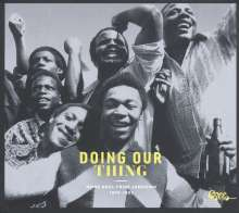Doing Our Thing: More Soul From Jamdown 1970 - 1982, CD