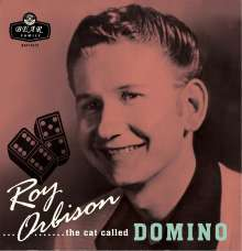 """Roy Orbison: ... The Cat Called Domino (Limited Ooby Dooby Edition) (45 RPM), 1 Single 10"""" und 1 CD"""