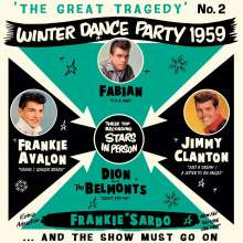 The Great Tragedy - Winter Dance Party 1959 - No. 2, CD