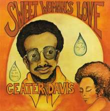 Geater Davis: Sweet Woman's Love, LP