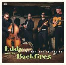 Eddy And The Backfires: Twenty Fight Years (180g), LP