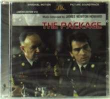 James Newton Howard (geb. 1951): Filmmusik: The Package (O.S.T.)(Ltd.Ed.), CD