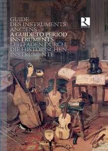 Leitfaden durch die historischen Instrumente, 8 CDs