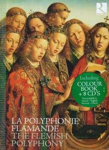Flämische Polyphonie, 8 CDs