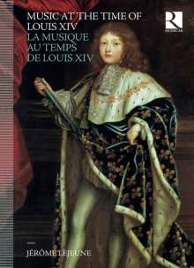 Music at the Time of Louis XIV, 8 CDs